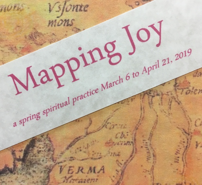 mapping joy 2019
